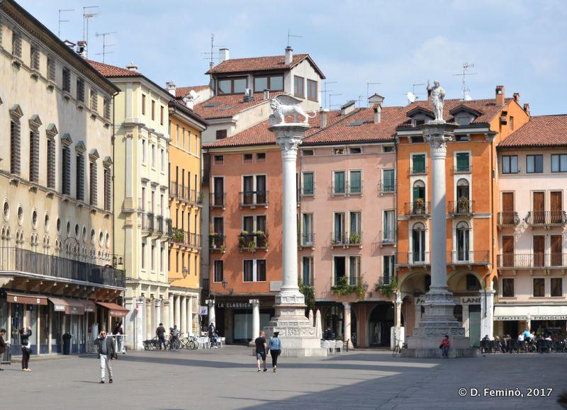 Piazza dei Signori (Vicenza, Italy, 2017)