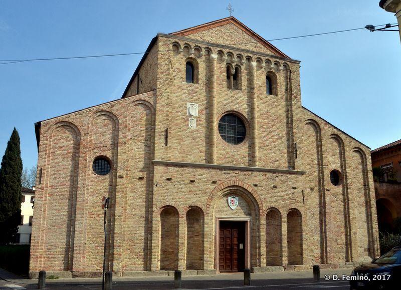 Santa Sophia's Church (Padova, 2017)