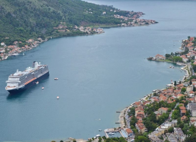 Bay (Kotor, Montenegro, 2017)