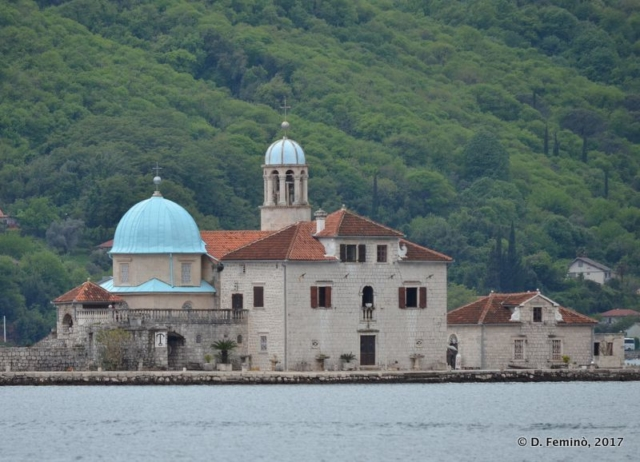 Our lady of the rocks (Perast, Montenegro, 2017)