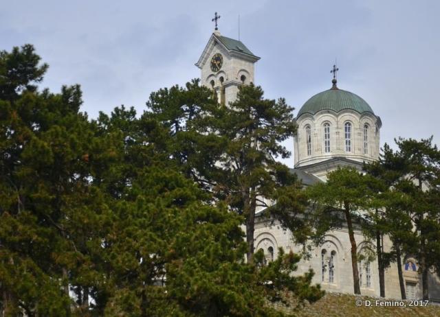 St.Basil Cathedral (Nikšić, Montenegro, 2017)