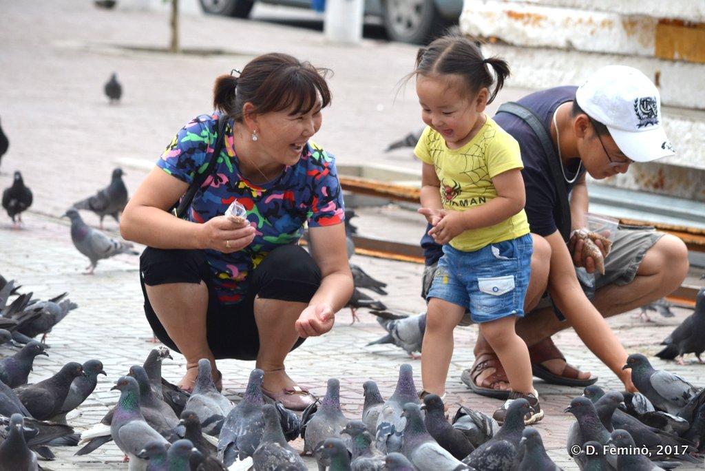 Pure happiness, Ulaanbaatar