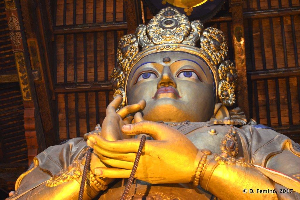 Golden Buddha, Ulaanbaatar