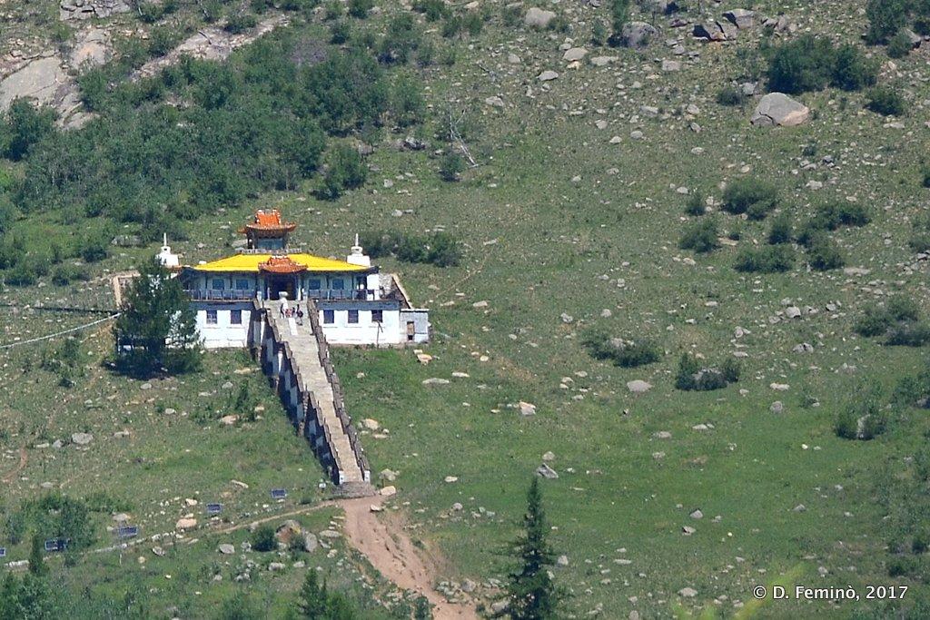 Aryaval monastery, Terelj National Park