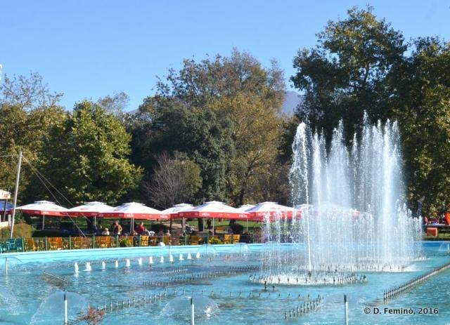 Fountain (Tirana, Albania, 2016)