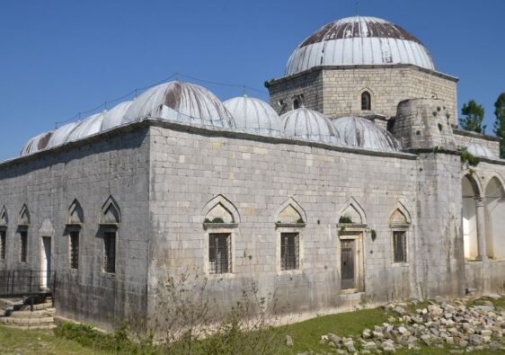 Xhamia e Plumbit Mosque in Shkodër
