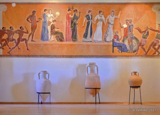 Museum (Apollonia, Albania, 2017)
