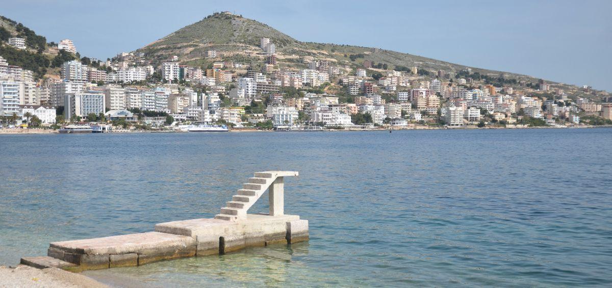 View of Sarandë