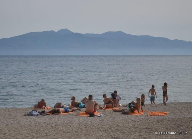 Corfu is not far (Sarandë, Albania, 2017)
