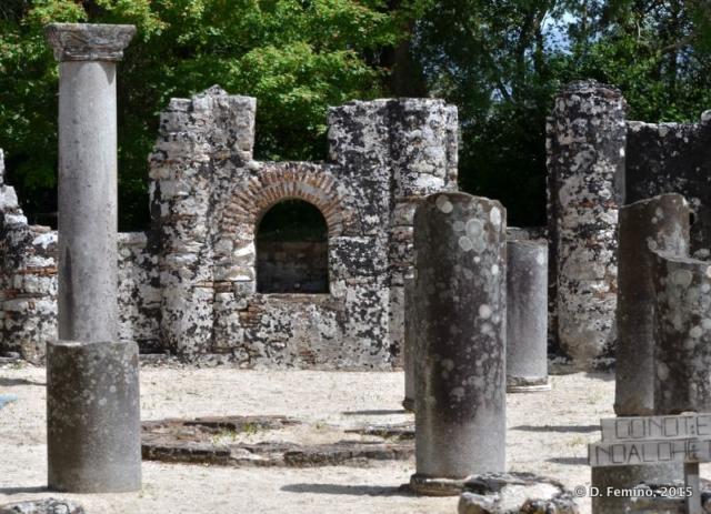 Ruins (Butrint, Albania, 2017)