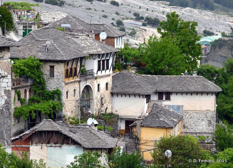 Old house (Gjirokastër, Albania, 2017)