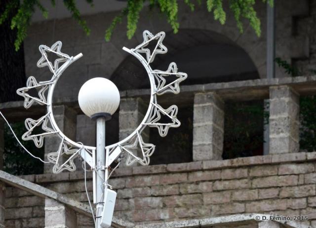 Star lamp (Gjirokastër, Albania, 2017)