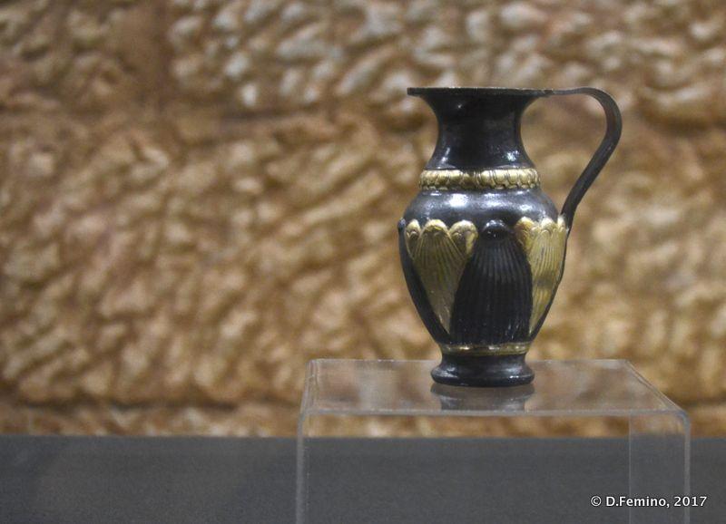 Thracian vase (Aleksandrovo, Bulgaria, 2017)