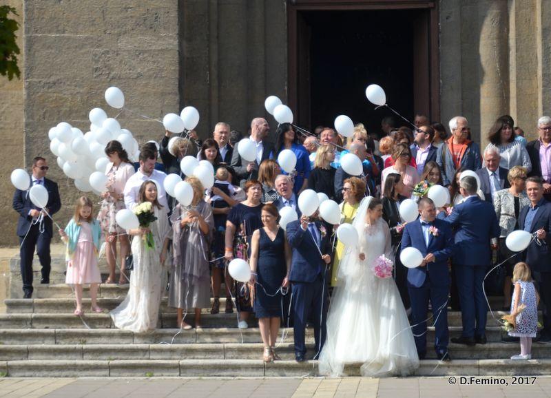 Wedding picture (Varna, Bulgaria, 2017)