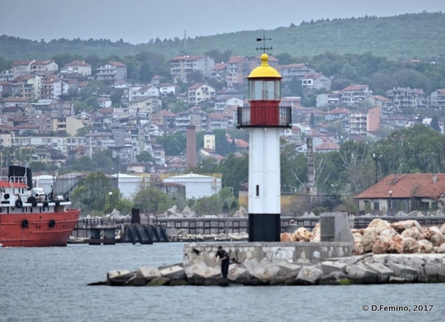 Lighthouse (Varna, Bulgaria, 2017)