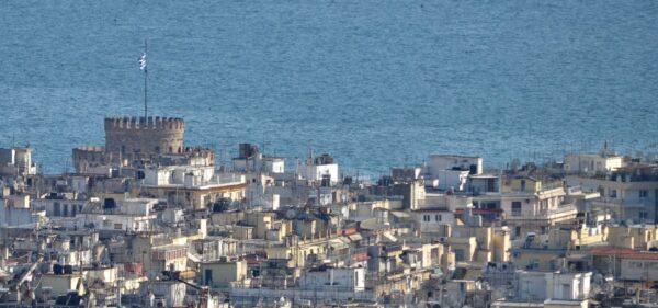 View of Thessaloniki