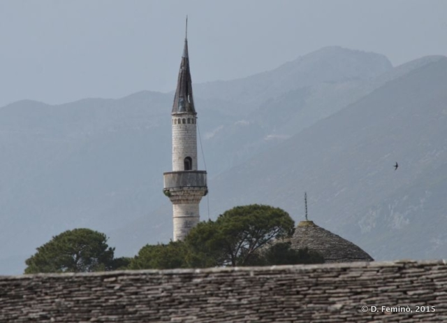 Minaret (Ioannina, Greece, 2017)