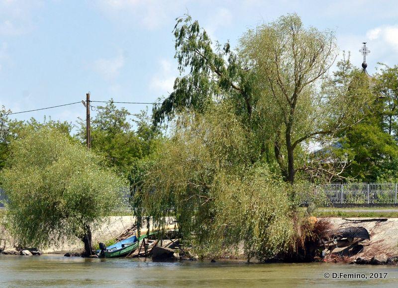 Canal side (Danube Delta, Romania, 2017)