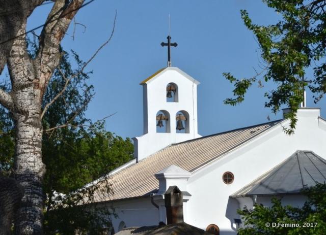 Catholic church (Sulina, Romania, 2017)