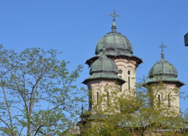 Orthodox Cathedral (Sulina, Romania, 2017)