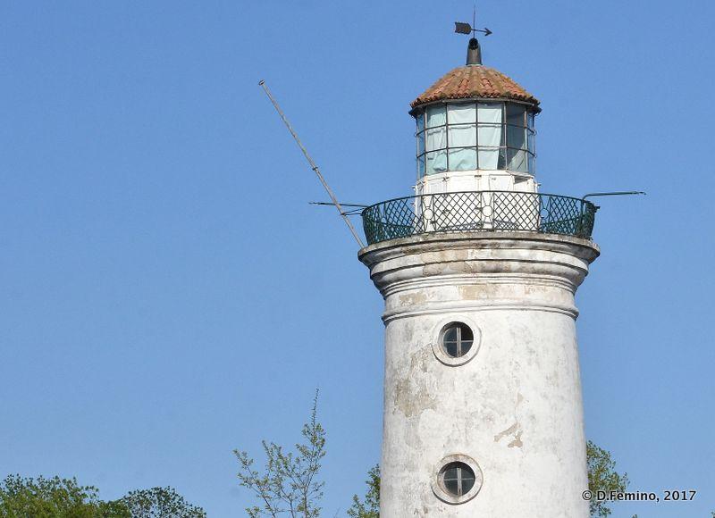 Lighthouse (Sulina, Romania, 2017)