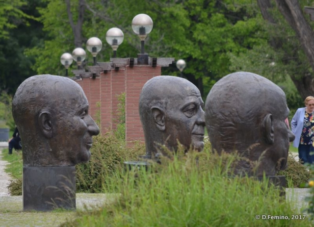 Heads of European Union founders (Bucharest, Romania, 2017)
