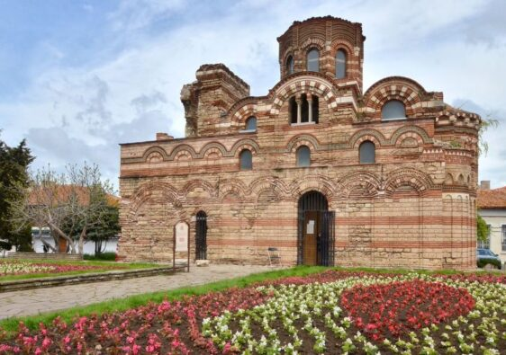 Church of Christ Pantocrator in Nesebar