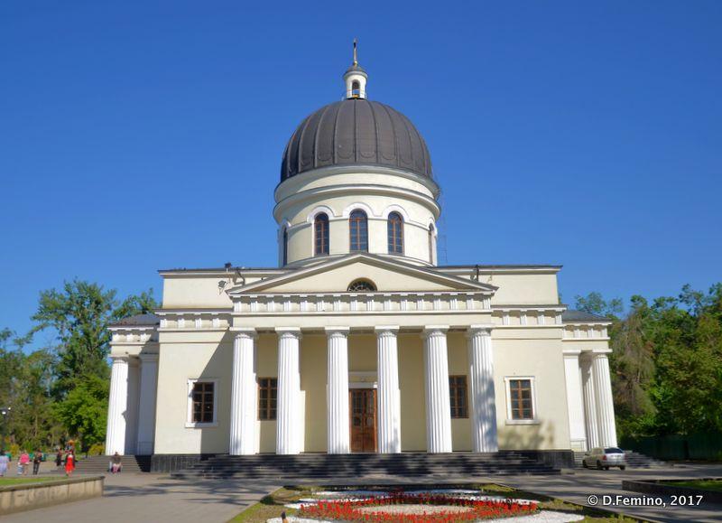 Cathedral (Chișinău, Moldova, 2017)