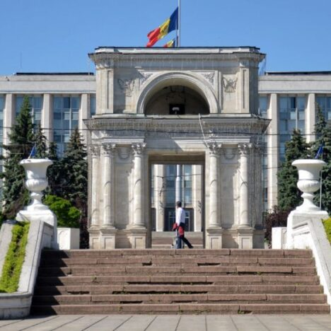 First time in Moldova
