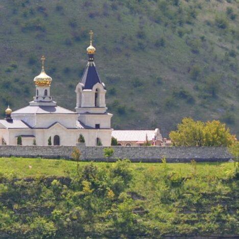 Excursion to Orheiul Vechi
