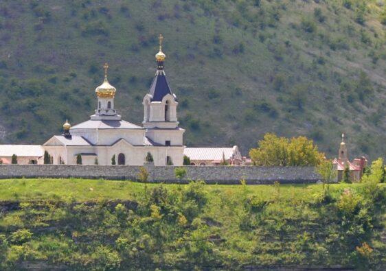 Monastery in Orheiul Vechi