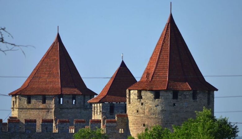 Tighina fortress in Bendery