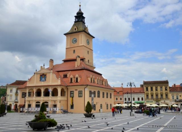 Jewish history museum (Brașov, Romania, 2017)