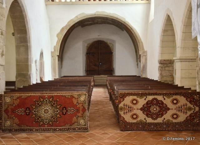 Transylvanian rugs (Prejmer, Romania, 2017)