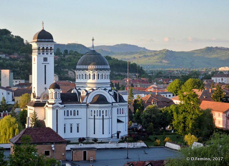 Orthodox Cathedral (Sighișoara, Romania, 2017)