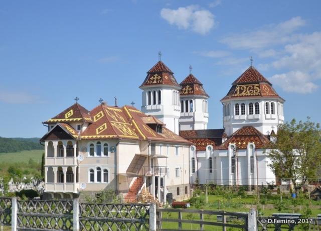 Old church (Albești, Romania, 2017)