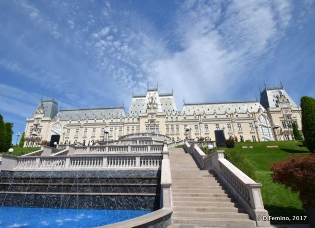 Palace of Culture (Iași, Romania, 2017)