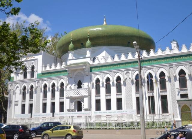 Great Mosque (Odessa, Ukraine, 2017)