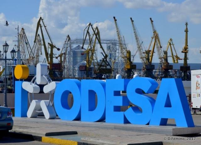 Welcome to Odessa (Odessa, Ukraine, 2017)