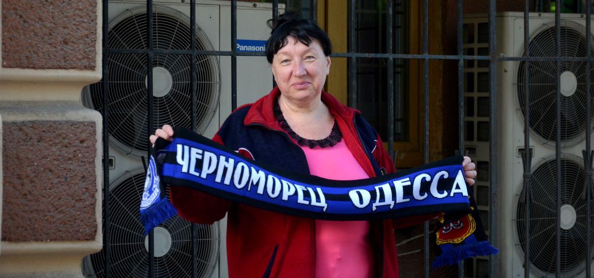 Odessa people photos