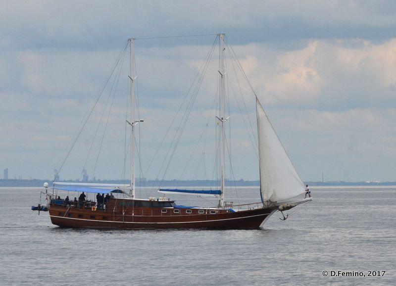 Sailship (Odessa, Ukraine, 2017)