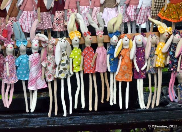 Little dolls (Odessa, Ukraine, 2017)