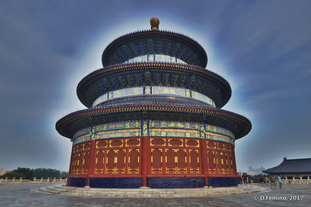 Temple of Heaven (with some HDR effect)