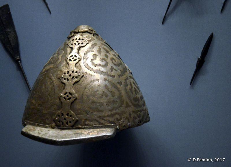 Old Japanese Helmet