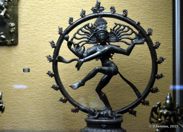 Shiva Nataraja, the lord of the dance