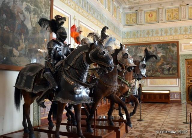 Knights' hall