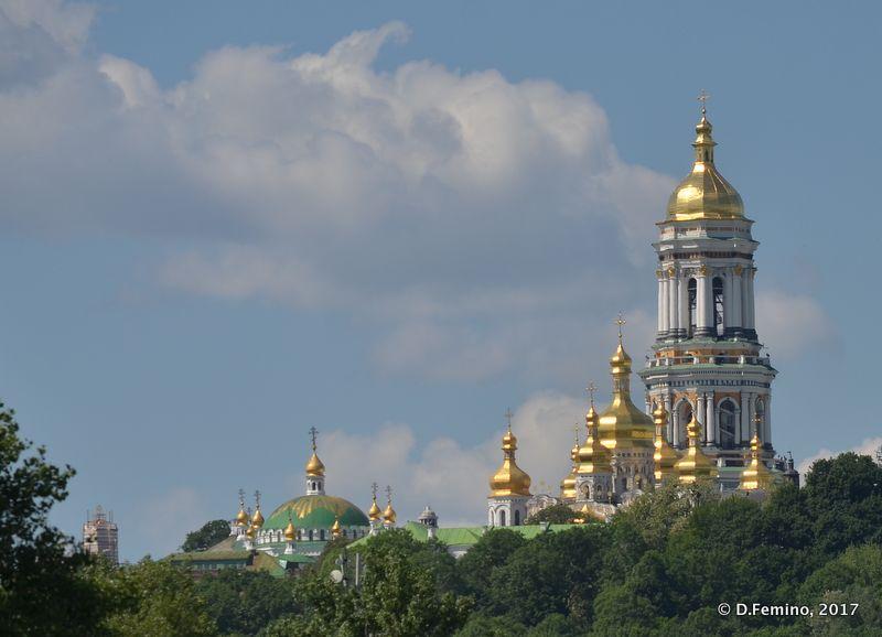 Pechersk monastery (Kiev, Ukraine, 2017)