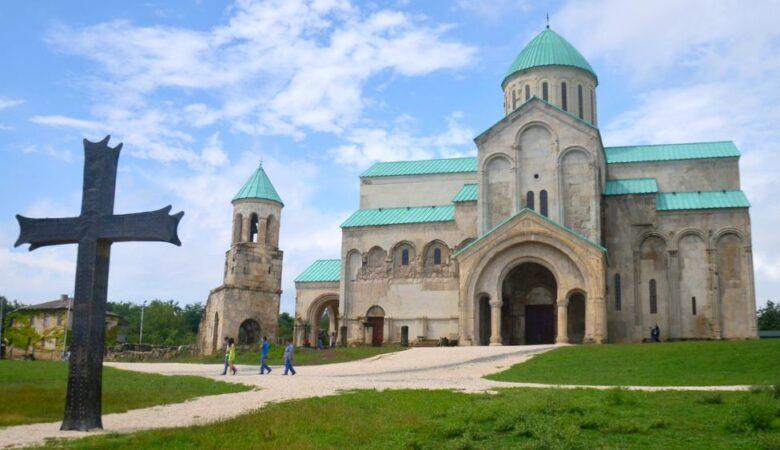 Bagrati church in Kutaisi