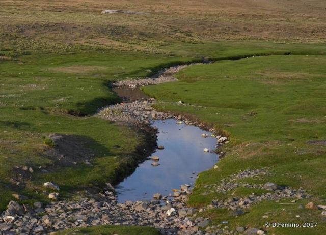 Small creek (Mongolia, 2017)
