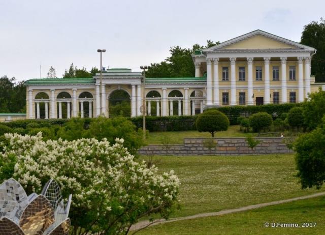 Neo-classical building (Yekaterinburg, Russia, 2017)